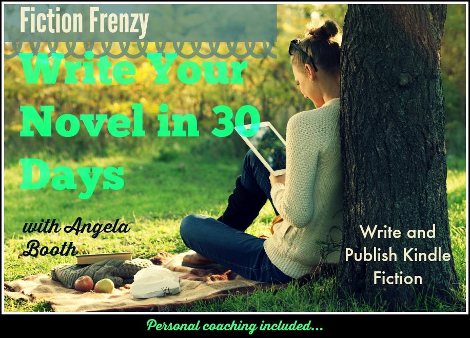 Fiction Frenzy: Write and Publish Kindle Fiction