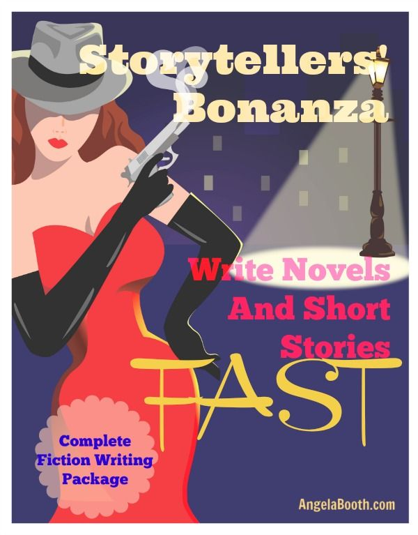 Storytellers' Bonanza – Write Novels And Short Stories FAST