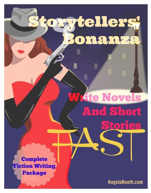 Storytellers' Bonanza – Write Novels And Short Stories FAST