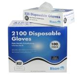 Bison Life NSF Food Handling Disposable Poly & Vinyl Gloves