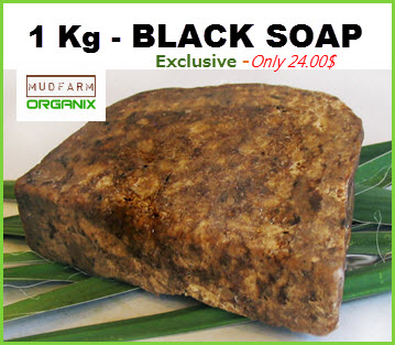 MudFarm Organix Black Soap