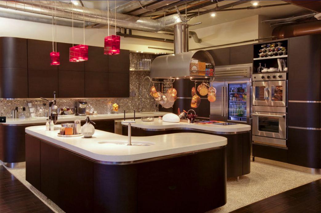 Contemporary Modular Kitchen