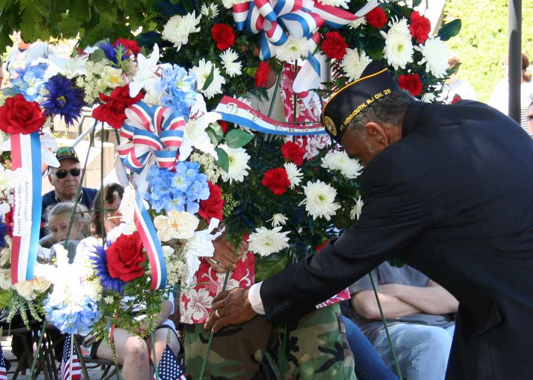 New Jersey Vietnam Veterans' Memorial Day Ceremony