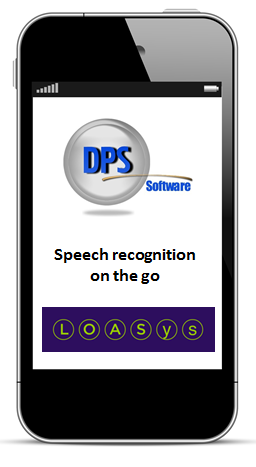 DPS_LOASys speech recognition solution