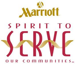 Marriott Spirit to Serve