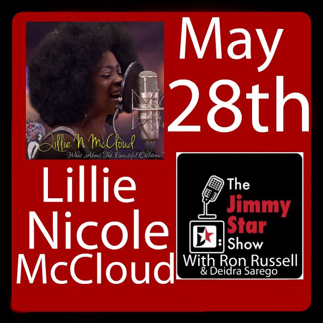 Lillie McCloud on The Jimmy Star Show