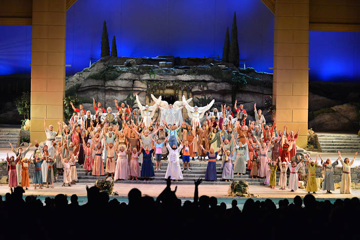 The Promise in Glen Rose Curtain Call