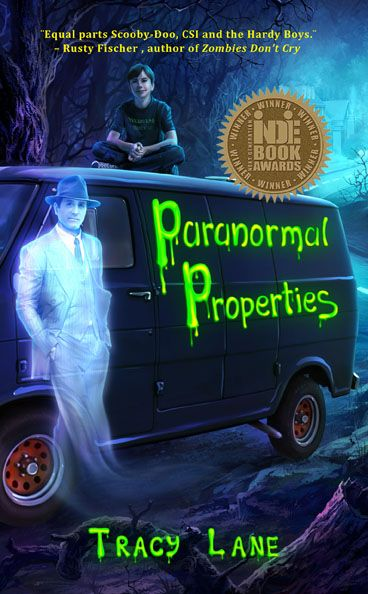 Paranormal Properties Indie Book Award Winner