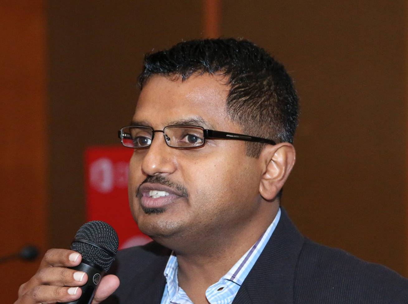 Ajith George, Co-founder & Director-Projects at Sysfore