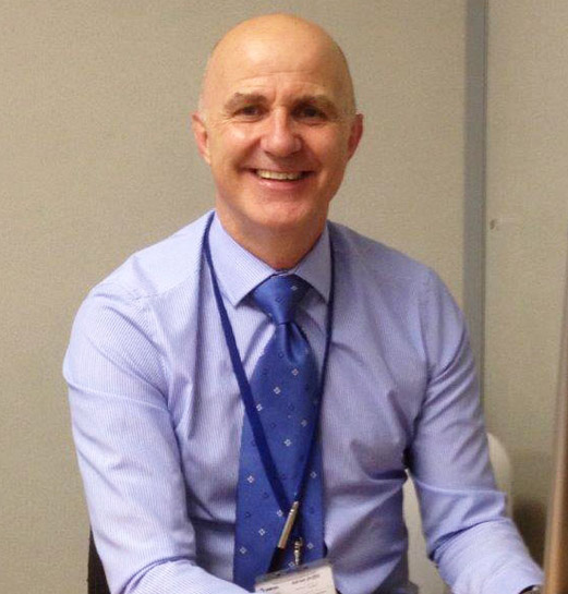 Adrian Driffill is the new Logistics Manager at Keswick's Spatial Global
