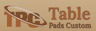 Table Pads Custom Logo