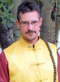 Vajracharya Zhi Bian (Thunderbolt Teacher David Miller)