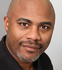 VoiceoverCity President, Gerald Griffith