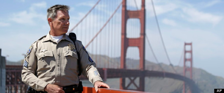 CHP Sgt. (Ret) Kevin Briggs Guardian of the Golden Gate Bridge
