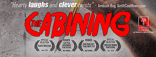 """""""The Cabining"""" Plays at Chinese Theater"""