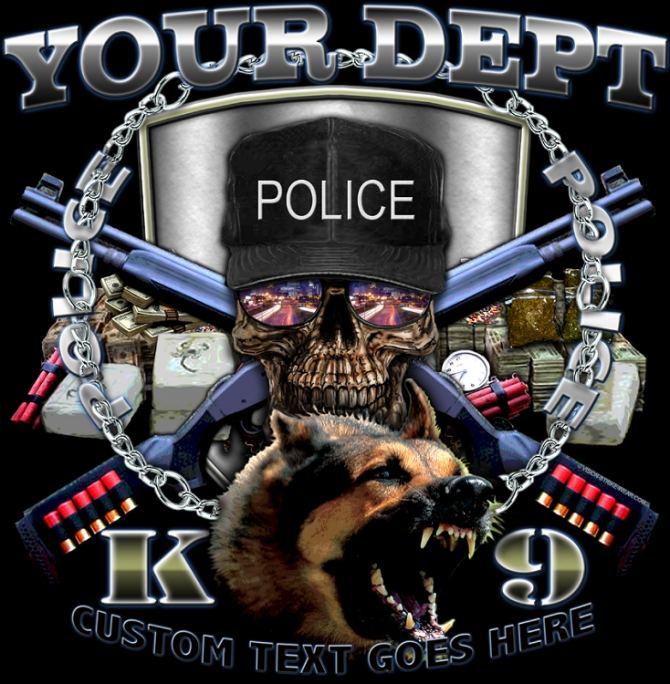 Police Tees