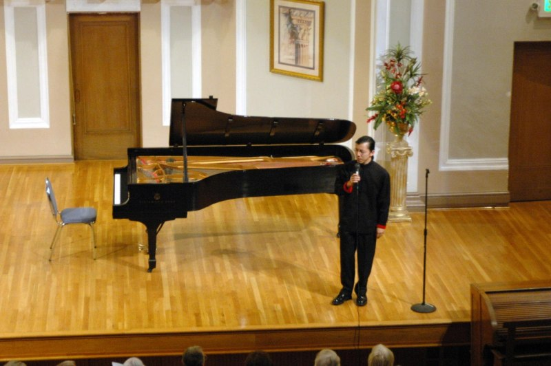 Concert pianist Frederic Chiu to judge Aloha International Piano Competition