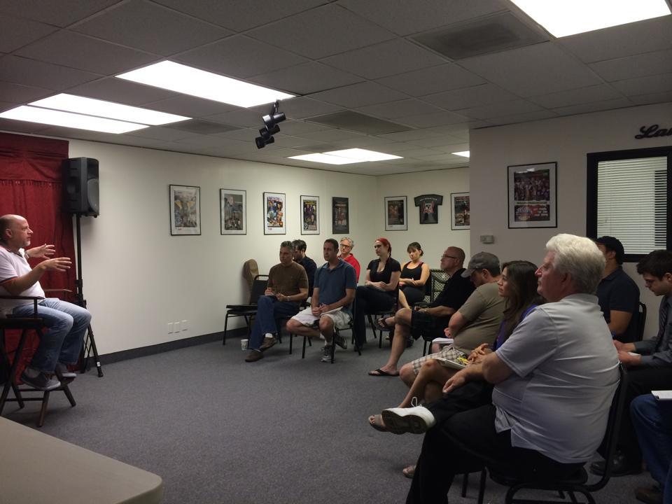 Don Barnhart Comedy Seminar