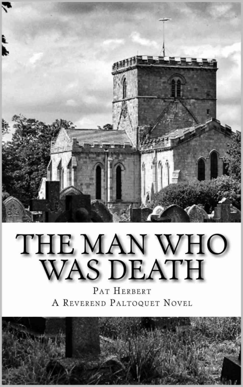 THE MAN WHO WAS DEATH - cover image