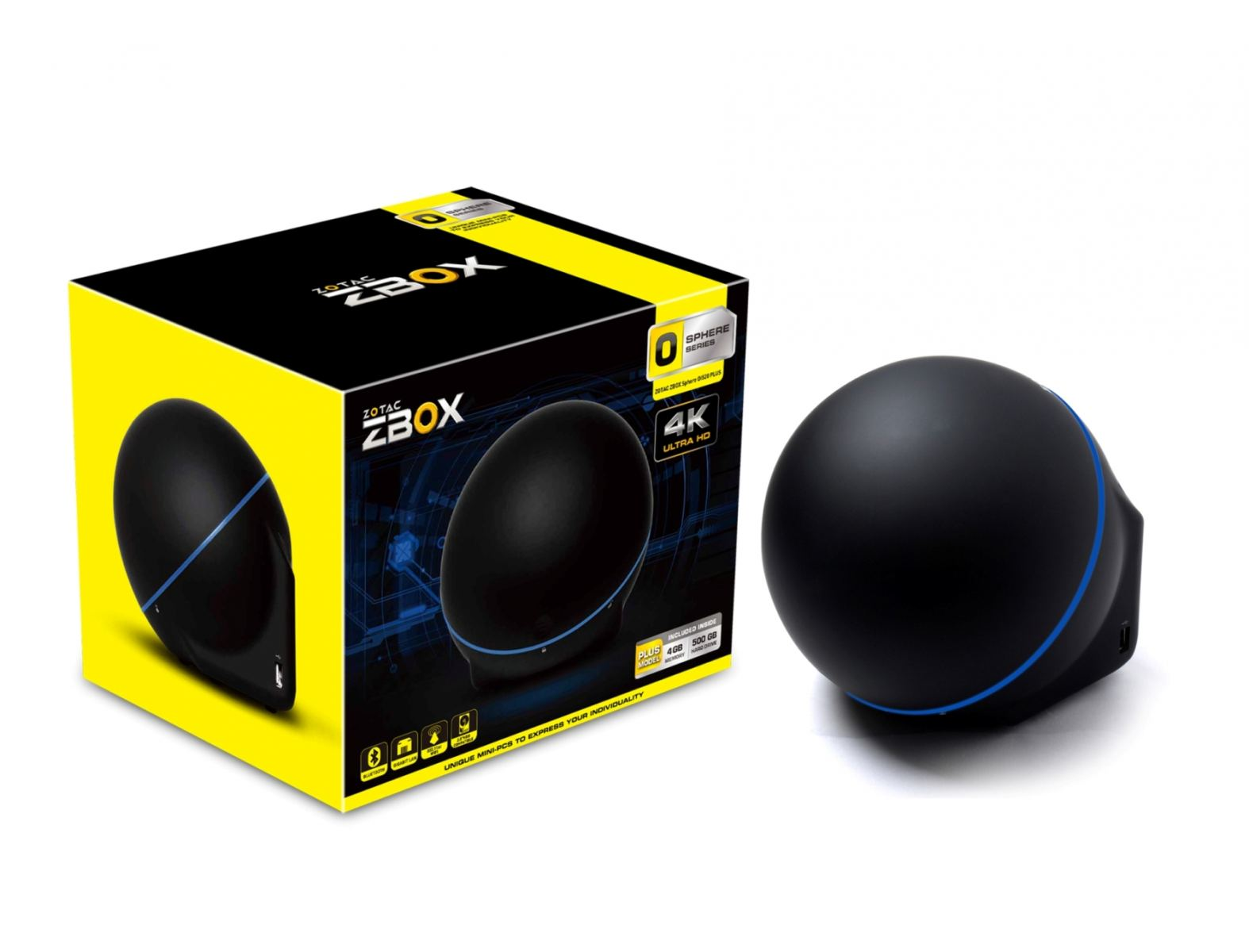 ZBOX Sphere OI520 PLUS