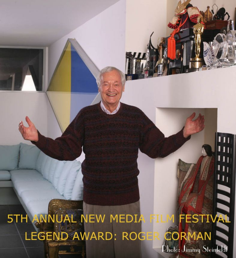 Legend Award to Roger Corman, John Carpenter Presenting