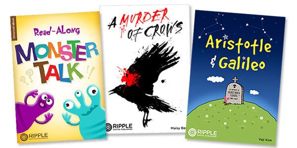 Ripple Launches Three New Books to Add to Your Summer Reading List