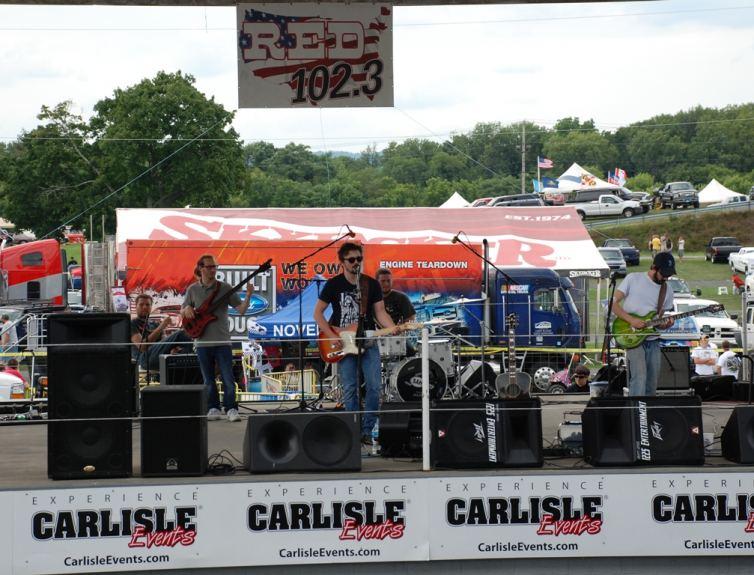 Colt Wilbur Band