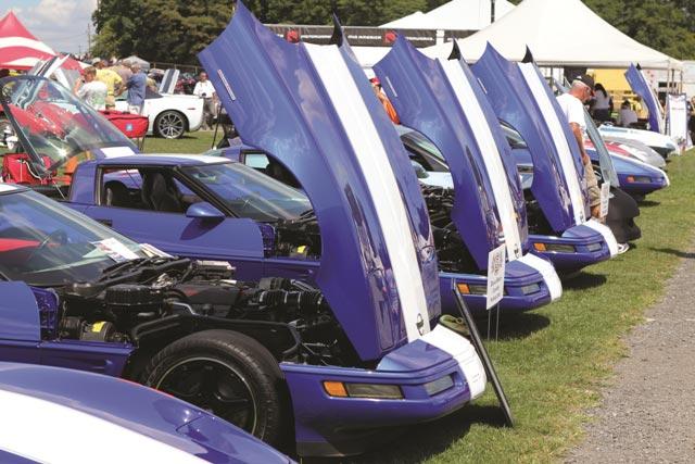 Grand Sport Corvettes