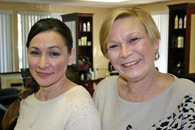Paula and Ruthanne -400 x