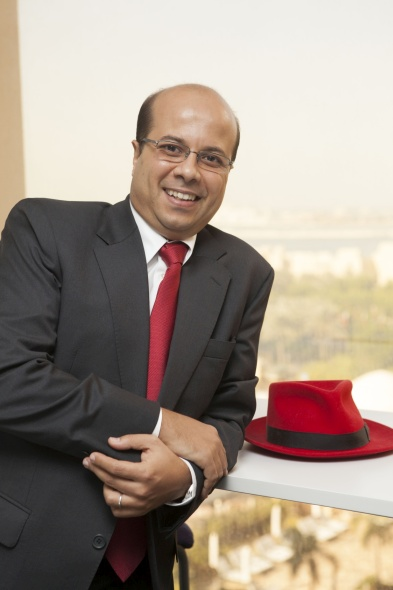 Faycal Saile of Red Hat Inc