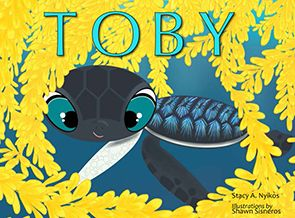 Toby - by Author Stacy Nyikos