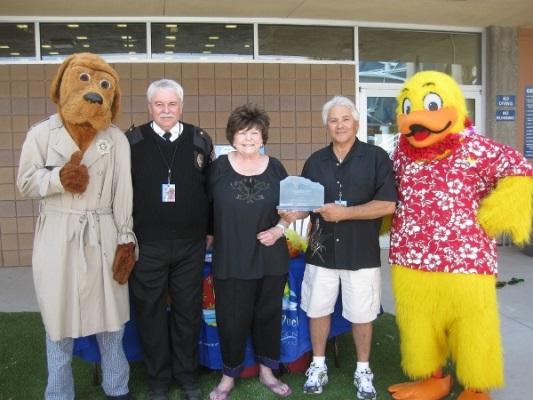 Joseph Vassallo, CBP Paragon Pools receives 2014 NDPA Community Lifesaver Award