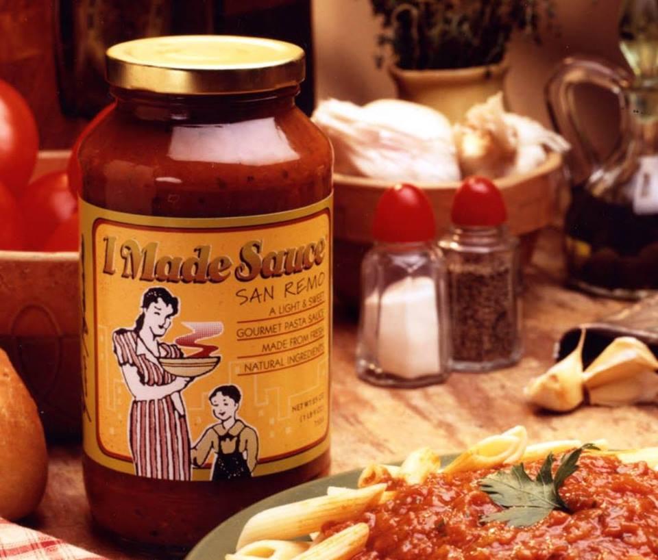 I Made Sauce! Pasta Sauces