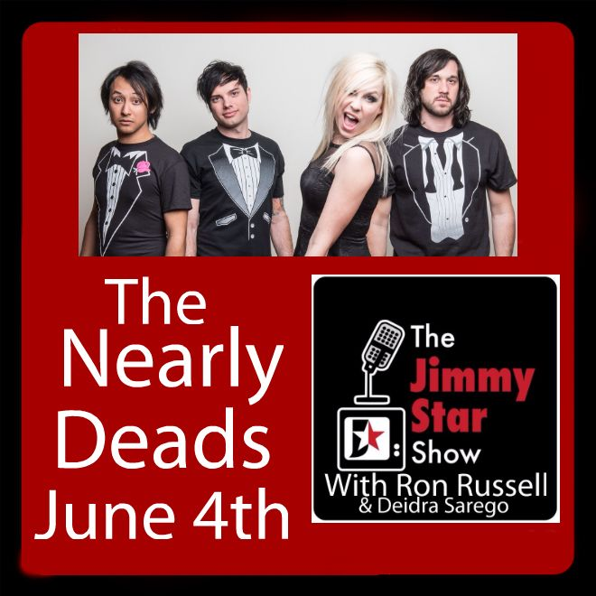 The Nearly Deads on The Jimmy Star Show