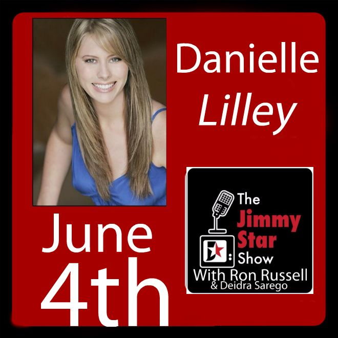 Danielle Lilley on The Jimmy Star Show