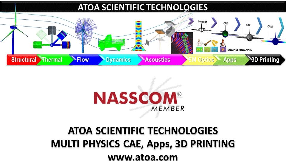 ATOA  Scientific Technologies NASSCOM membership
