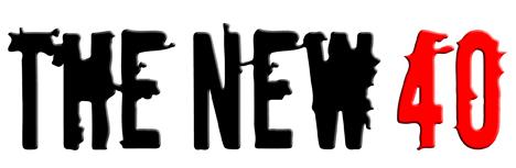 The New 40 logo