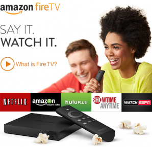 Amazon Fire TV – Streaming Media Player – Shop