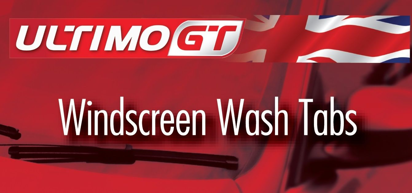 screenwash tabs
