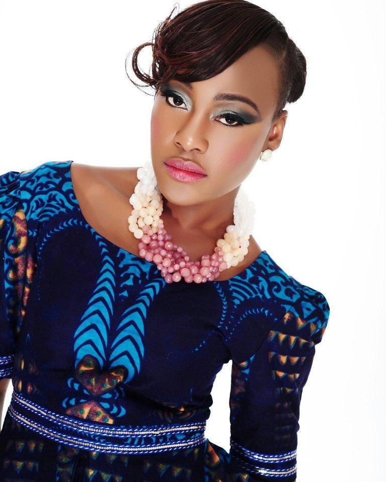 Lisa Togbah- International Model