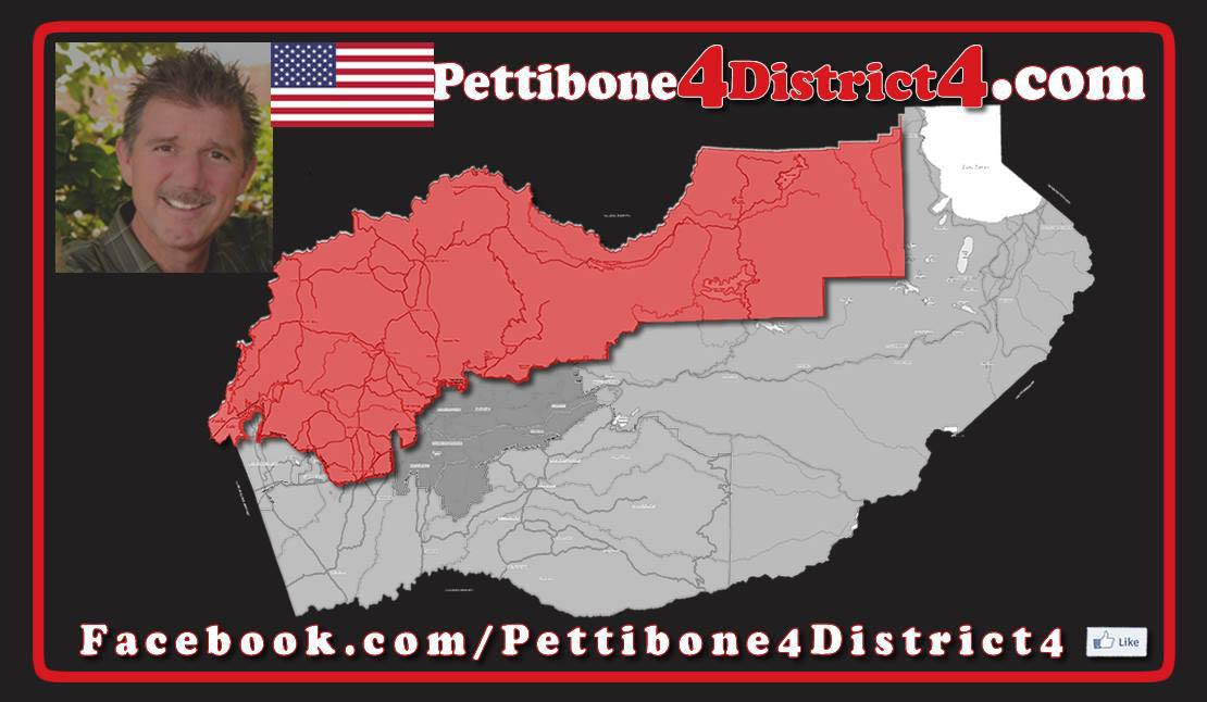 Mike Pettibone El Dorado County District 4 -  Please Vote on  June 3rd
