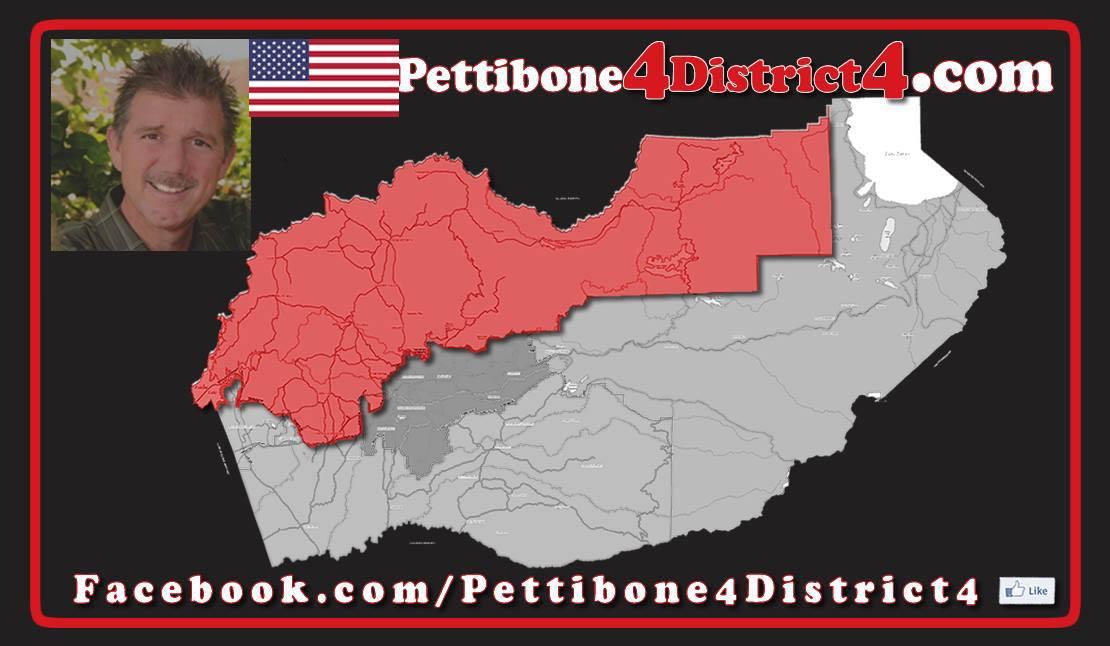 Mike Pettibone El Dorado County District 4 -  Please Vote on  June 3rd