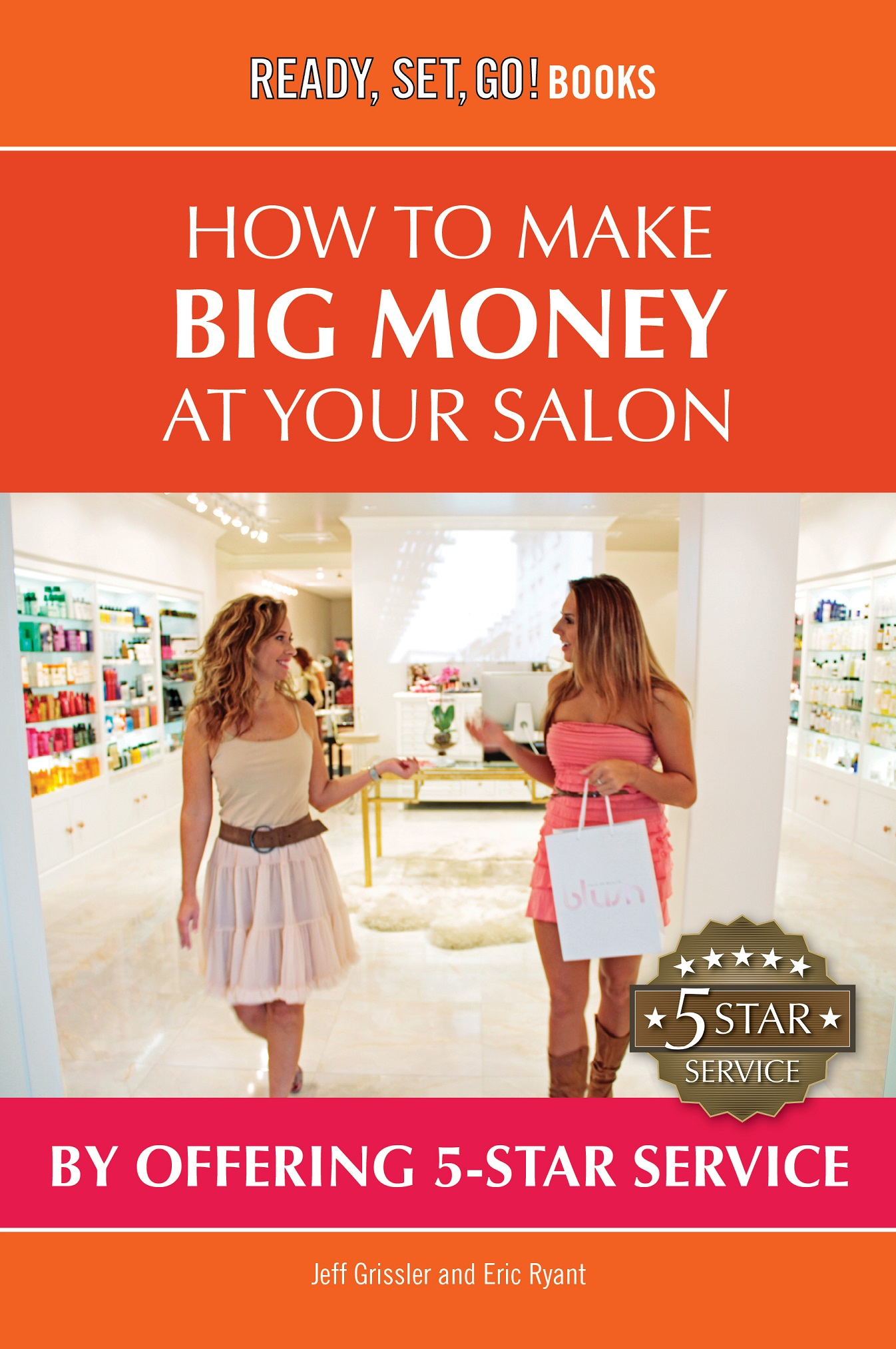 How to get rich quick owning a beauty salon wise media for 4 star salon services