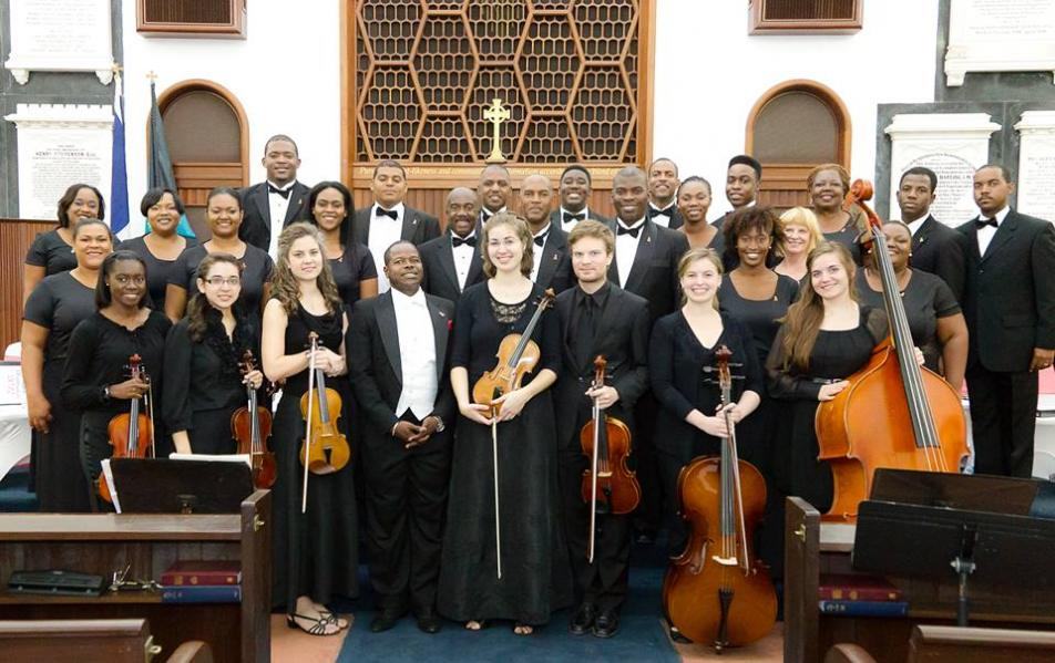 The Bel Canto Singers of Nassau Bahamas will perform at Trinity Church June 7 .