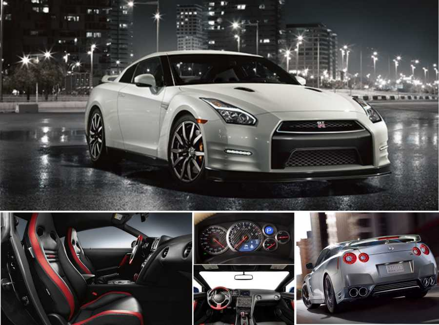 2015 Nissan GT-R Maryland