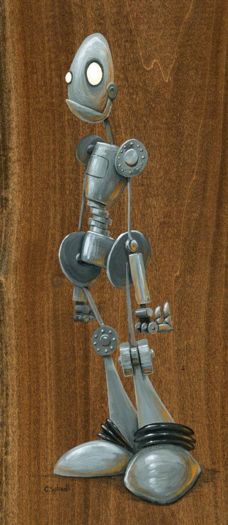 Mechanical Man - C. Spliedt