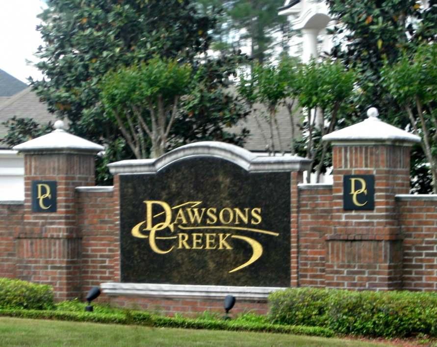 Dawsons Creek in Jacksonville Florida