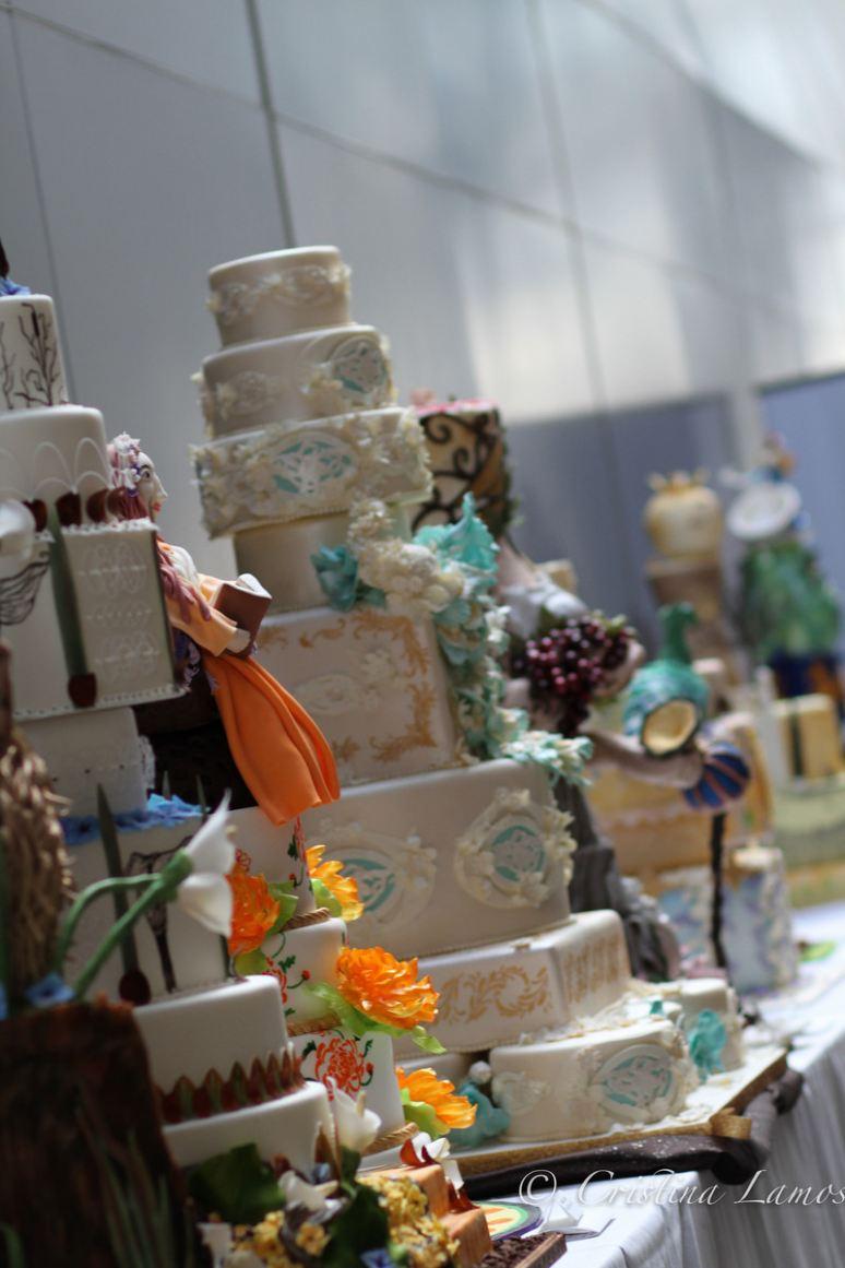 Cake Art Competition : Pin Julie Mikos Wedding Photographer San Francisco Wine ...