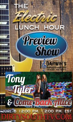 The-Electric-Lunch-Hour-PREVIEW Show