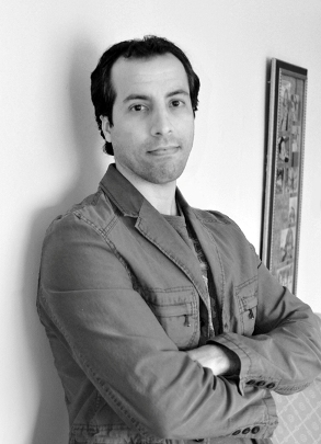 Playwright Amir Al-Azraki